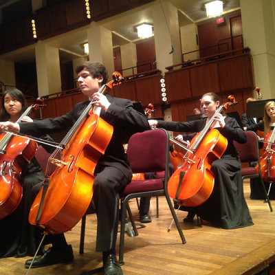 Mesquite High School Orchestra (1)