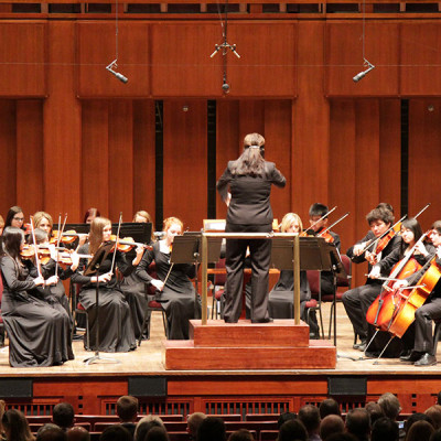 Mesquite High Symphonic Strings Performance (1)